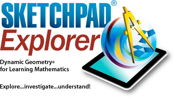 Sketchpad Explorer for iPad